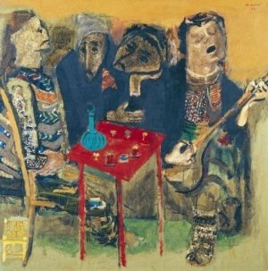 bedri-rahmi-eyuboglu-1911-1975-coffeehouse-1973-collection-istanbul-modern-e1422828460748